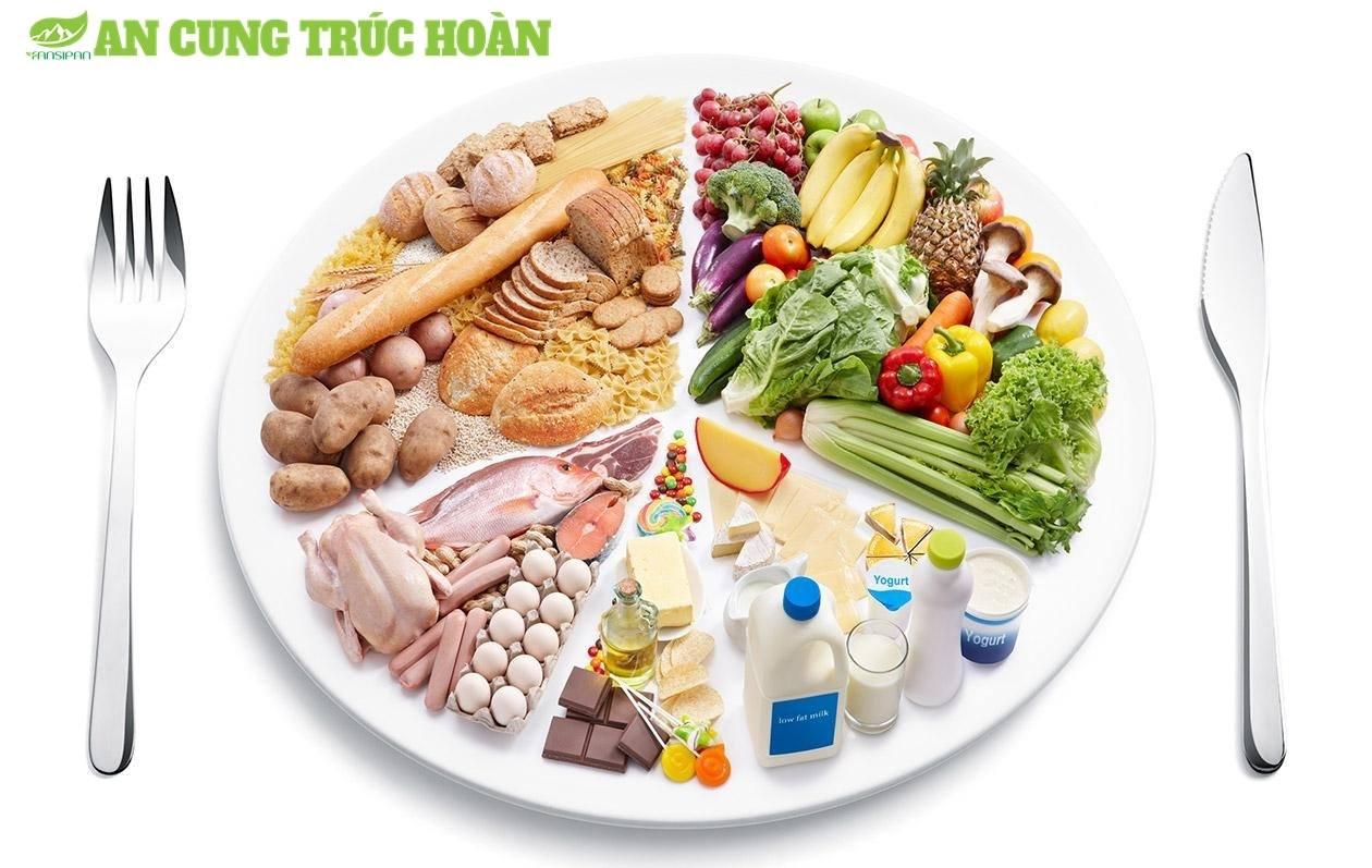 Chế độ ăn phòng tránh đột quỵ