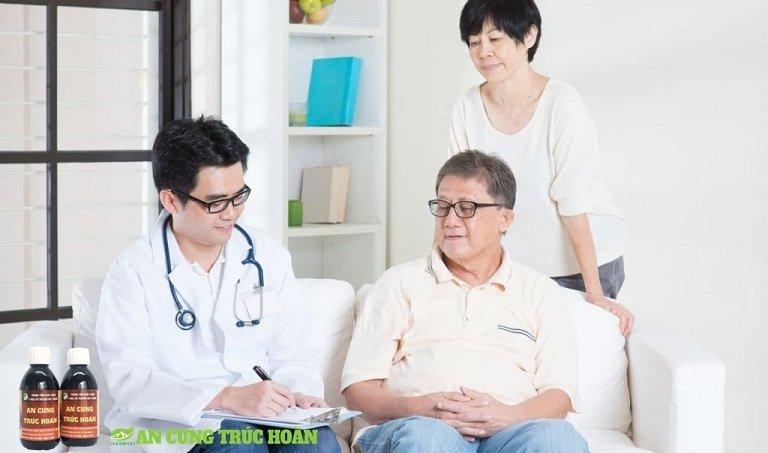 An Cung Trúc Hoàn được khuyên dùng trong điều trị đột quỵ