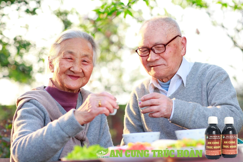 An Cung Trúc Hoàn cho sức khỏe dài lâu