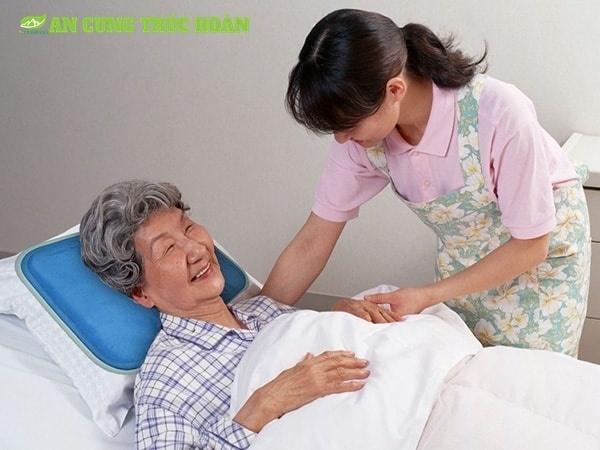 Chăm sóc bệnh nhân đột quỵ não